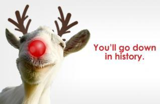 Rudolph the Goat 2